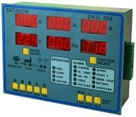DKG-504 Automatic Mains Failure Unit with Measurement Panel